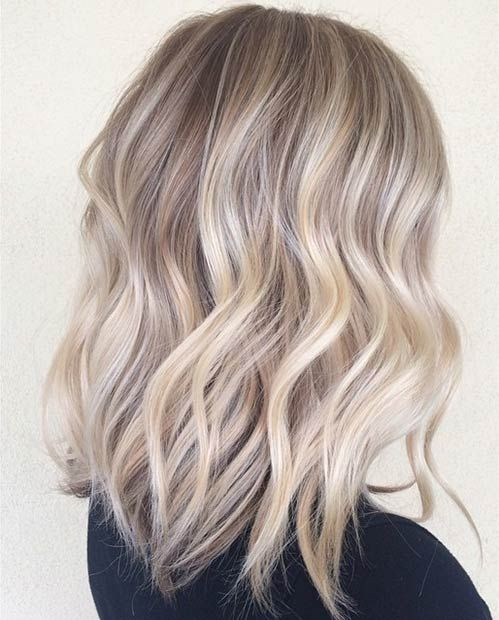 47 Hot Long Bob Haircuts and Hair Color Ideas | StayGlam - Luxury ...