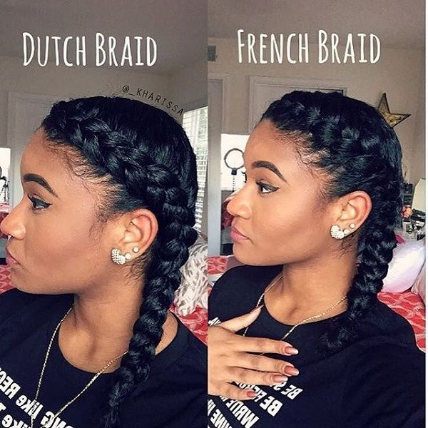 Stunning Easy Hairstyles For Natural Hair Pictures - Styles & Ideas ...