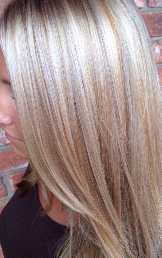 simple haircuts for long blonde hair
