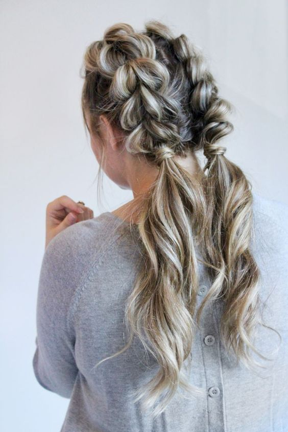 Boho Braid hairstyles