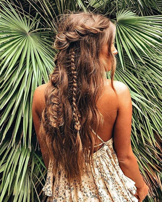 Boho Braids Headbands