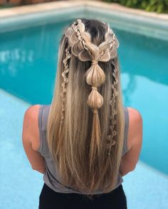 Four Strand Accent Braid