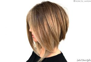 Layers Bob Hairstyles