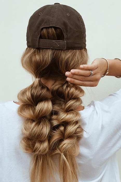 Pull Throughout Braid