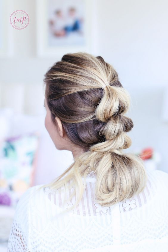 Pull Throughout Braids