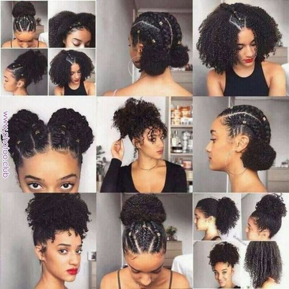 hairstyles for black womens